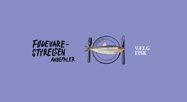 De officielle kostråd. Vælg fisk.