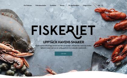 Fiskeriet logo