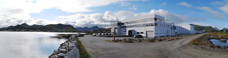 Insulas hovedkontor, Leknes, Lofoten