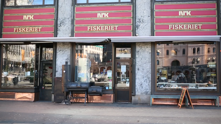 Fiskeriets fasade