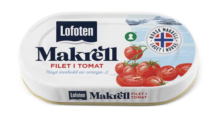 Makrell i tomat